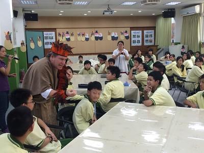 MINGDE JUNIOR HIGHT SCHOOL 2014