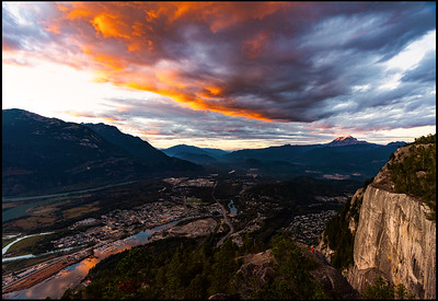 Squamish Sunset