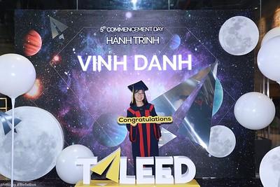 TALEED Academy - 5th Commencement Day - Hành Trình Vinh Danh - WefieBox Photobooth Vietnam
