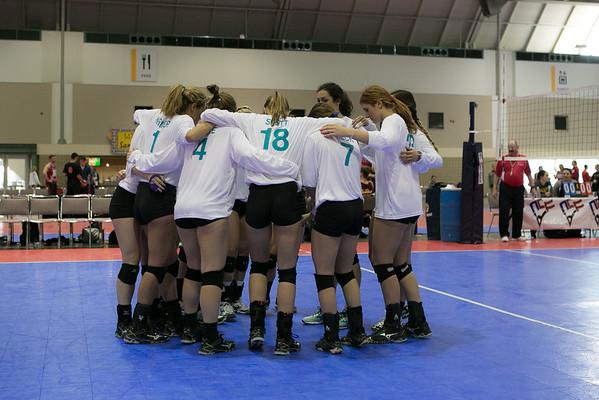 TAMU Club Volleyball Nationals 2015 Kansas City