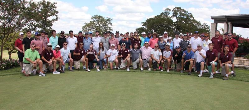 2016-09 1st Annual Golf Tournament
