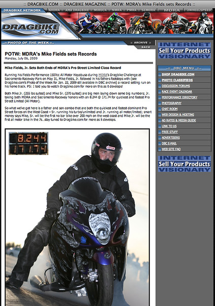"""7/06/09: To see the entire article:<p><a href=""""http://www.dragbike.com/dbnews/anmviewer.asp?a=5027&z=8/"""" target=""""_new""""> CLICK HERE !!</a></p>"""