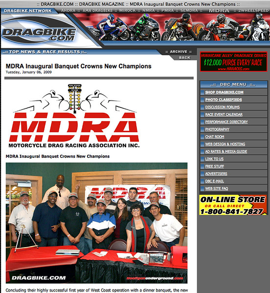"""1/06/09-To see the full front page article: <p><a href=""""http://www.dragbike.com/dbnews/anmviewer.asp?a=4585&z=13/"""" target=""""_new""""> CLICK HERE TO SEE</a></p>"""