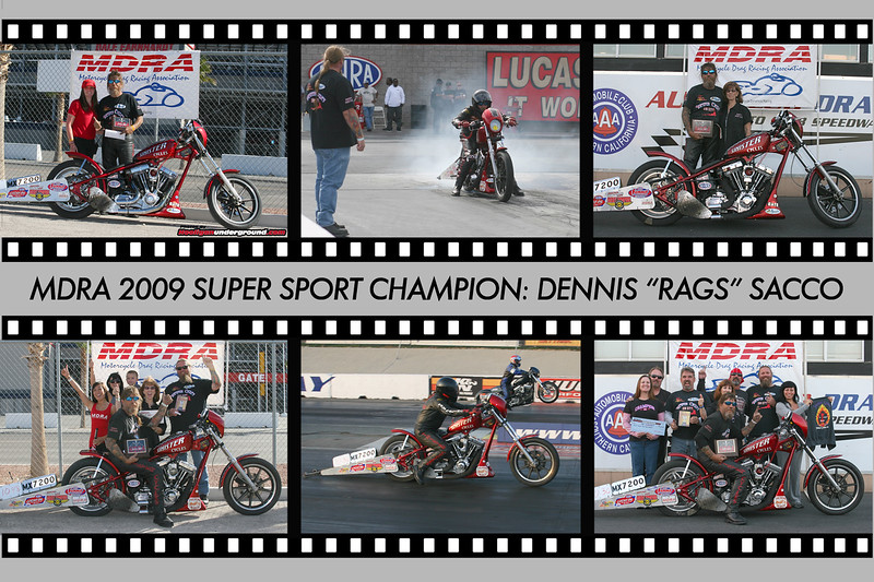 Dennis Sacco Collage - Click on image to enlarge