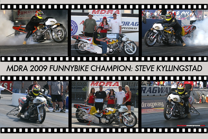 MDRA 2009 Funnybike Champion Steve Kyllingstad's Hooli-poster, as seen at the Banquet of Champions.<br /> <br /> All the MDRA Champions need to email me about redeeming their Hooli-bucks before the end of 2009!!!