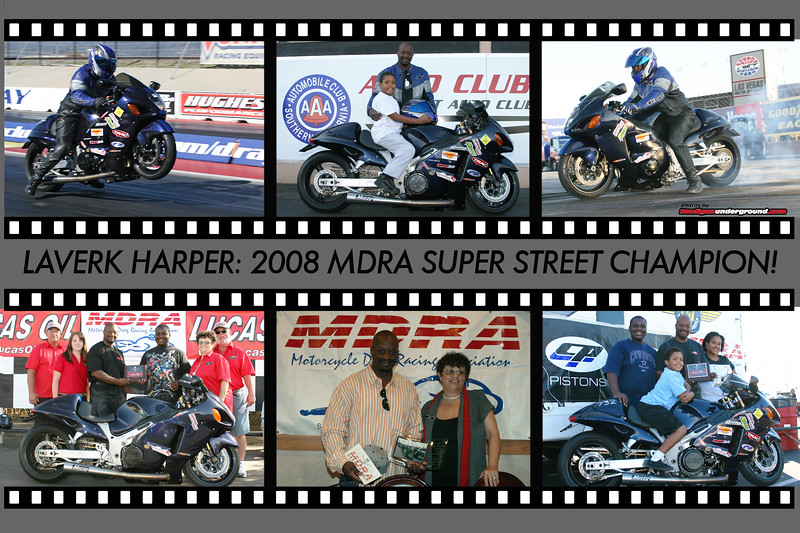 Laverk Harper's 2008 MDRA Super Street Championship is the latest one-off custom made 'Hooli-poster' to come out of our Top Secret R & D lab!!