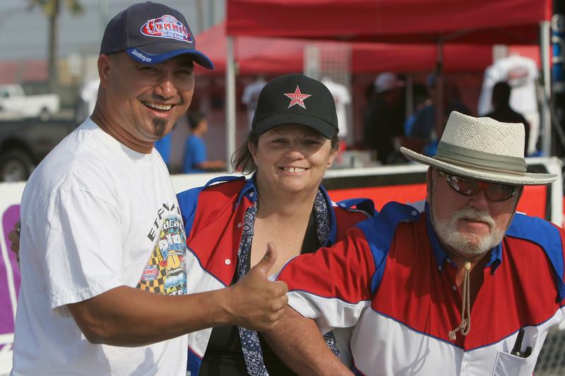 Red, Linda & Wayne: Team WandL Racing
