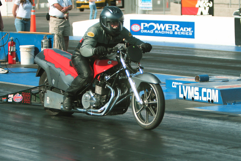 Jeff Zogg - Corrine,UT - 89 Kawi Drag Bike