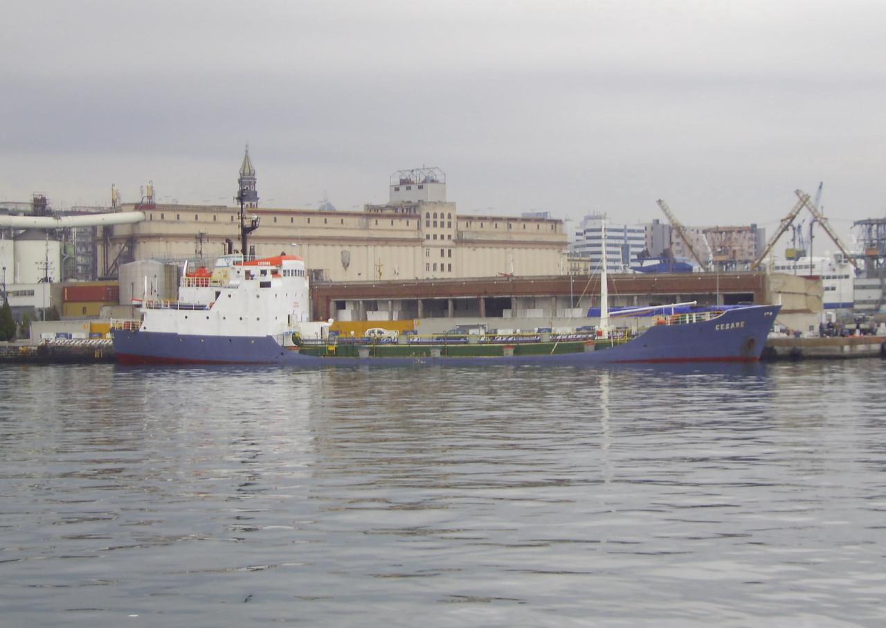 2008 - M/S CESARE in Napoli.