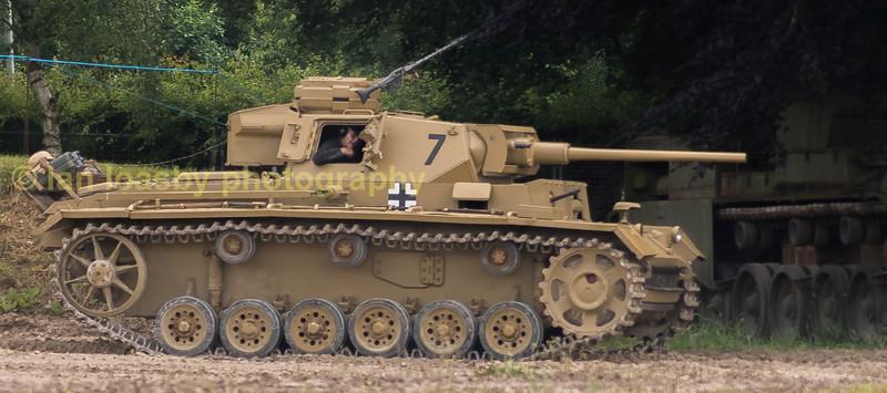 PANZER III -SD KFZ 141 /PZPFW 3 AUS L
