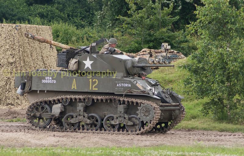 STUART M5A1