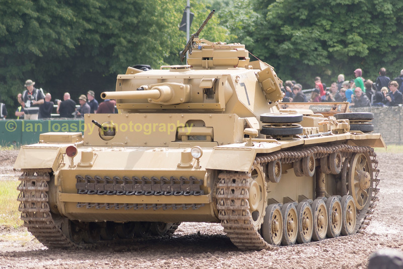 GERMAN WW II TIGER 1