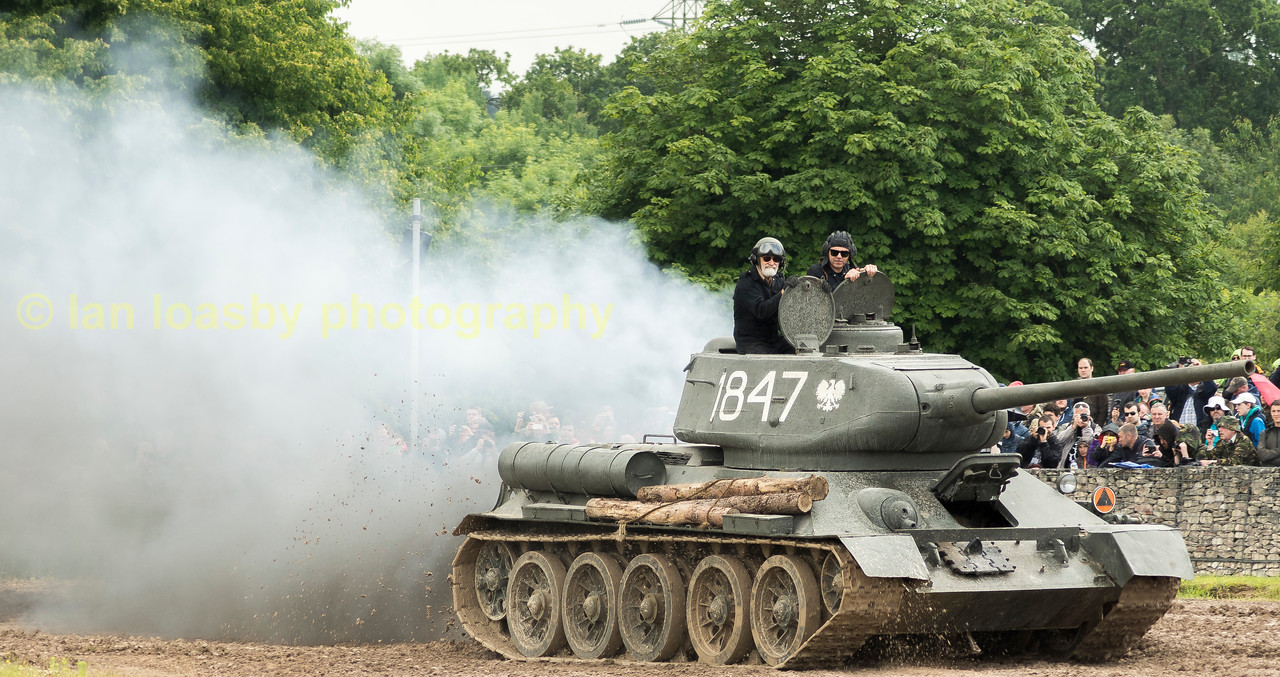 RUSSIAN T35 / 85
