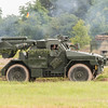 Humber Hornet Malkara guided missile anti tank vehicle