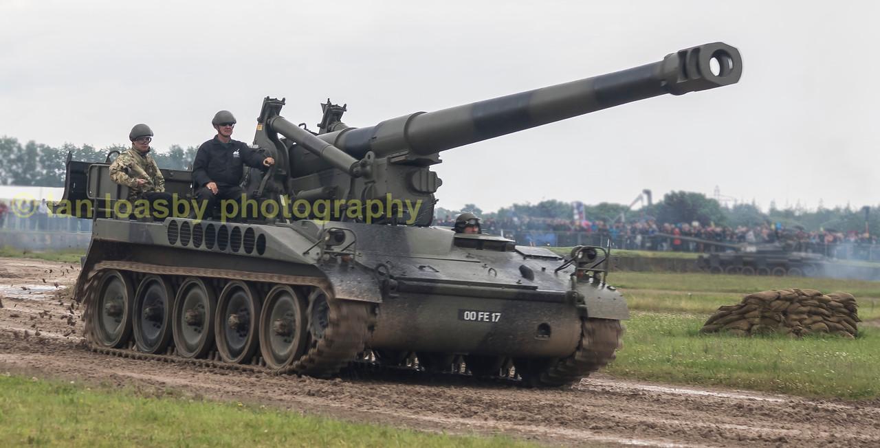 M11OA1 SELF PROPELLED GUN