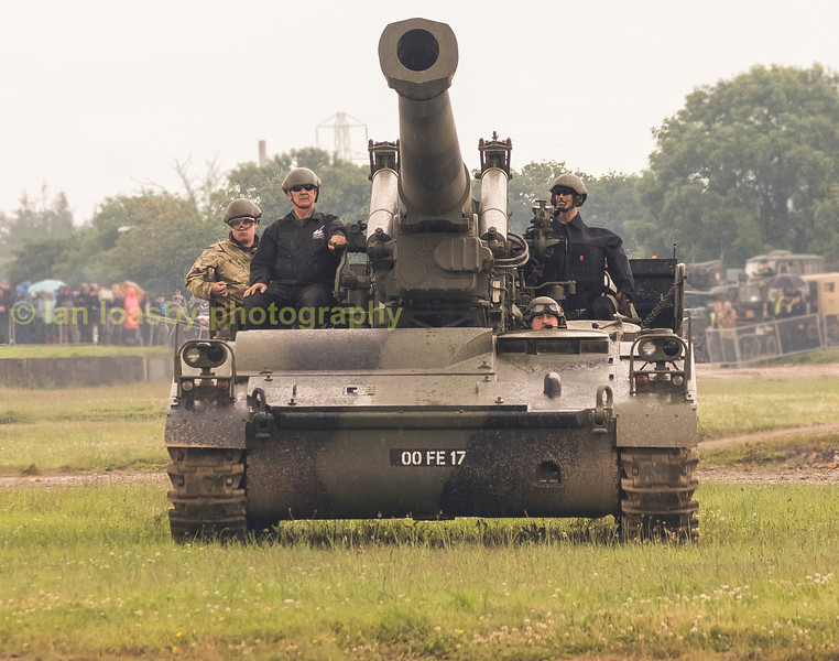 M11OA1 SELF PROPELLED  GUN