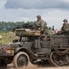 M16 MULTIPLE GUM MOTOR CARRIGE