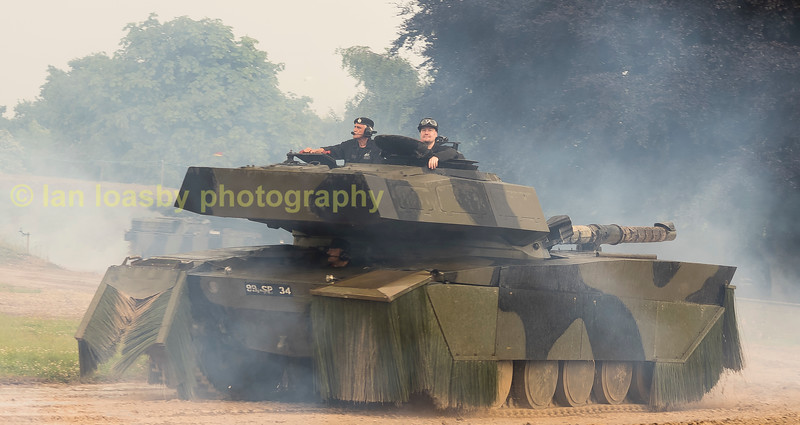 STEALTH CHIEFTAN MAIN BATTLE TANK