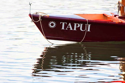 Tapui, boat, Wheeler