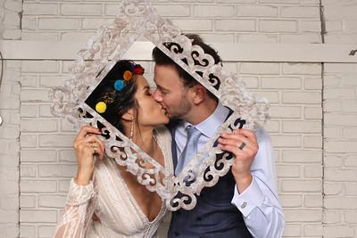 TARALE & COLBY'S WEDDING 5-14-18
