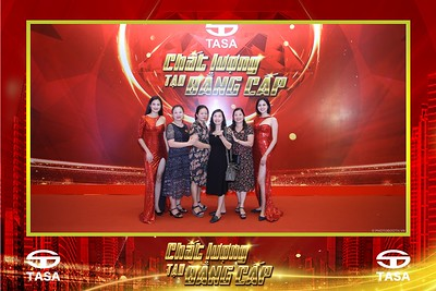 TASA | Event instant print photo booth @ FLC Ha Long Hotel | Chụp hình lấy liền Sự kiện tại Hạ Long | Photobooth Hai Phong