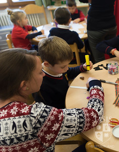Focolare Students Explore  Christmas Traditions