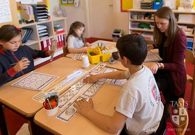 A Peek into a Second Grade Math Class