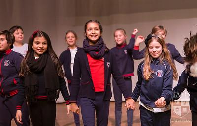 TASIS Elementary School Drama Workshop
