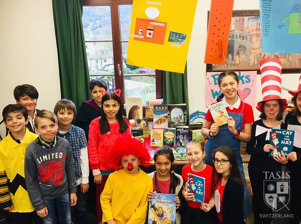 TASIS Fifth Grade Enjoys Book Week