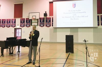 TASIS ES Founder's Day Assembly