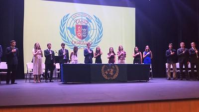 TASIS Dorado Model United Nations 2018