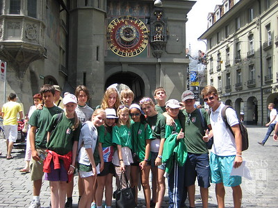 Trip to Bern