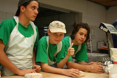 CDMSP bakes bread!