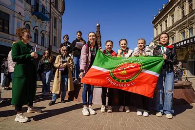 17.04.2021 - TATAR DOZOR квест-уеныннан фоторепортаж (Фото Салават Камалетдинов )