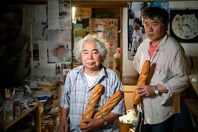 15 Tatsumi Orimoto and Noritoshi Motoda © David Bickerstaff