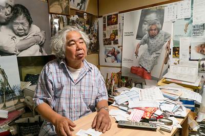 01 Tatsumi Orimoto - artist © David Bickerstaff