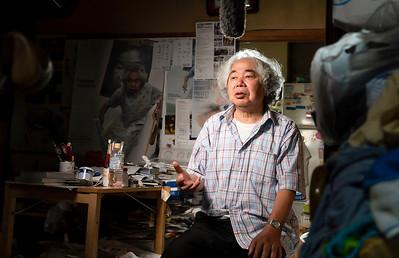 13 Tatsumi Orimoto - artist © David Bickerstaff