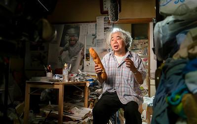 14 Tatsumi Orimoto - artist © David Bickerstaff