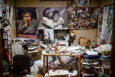 06 Tatsumi Orimoto studio © David Bickerstaff