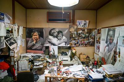 09 Tatsumi Orimoto studio © David Bickerstaff
