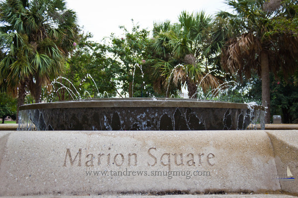 Sep 2nd: Marion Square Fountain