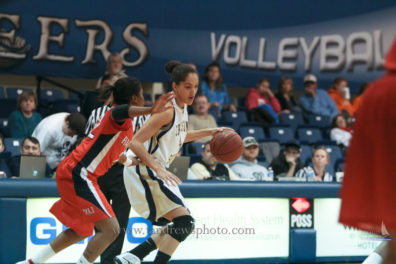 CSU beat Radford 79-69. January 14, 2012