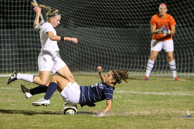 CSU falls to Winthrop in heart-breaking PK shootout November 3 in Big South Conf Championship, 2011