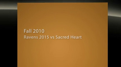 Ravens vs Sacred Heart 11Sept10