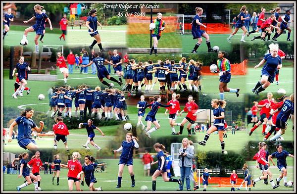 30 Oct 2010 vs St Louise