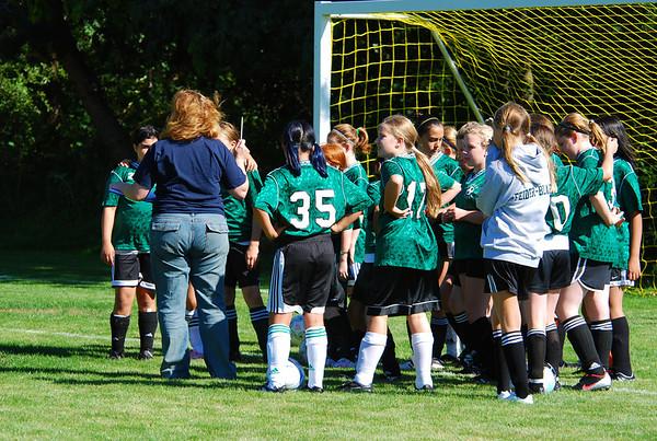 Ravens Soccer 2014