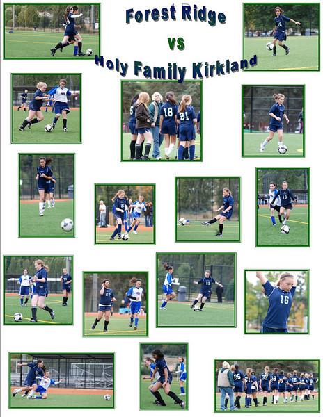 Match 5 vs Holy Family Kirkland 101009