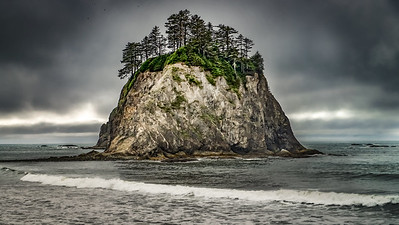 Rock Formations PNW