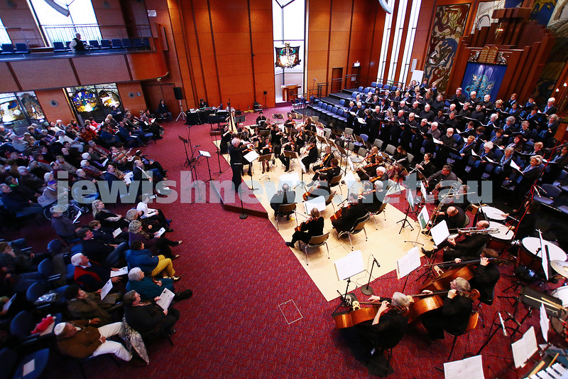 26-6-16. Temple Beth Israel Sacred Music Concert, an Interfaith Celebration, June 2016. Photo: Peter Haskin