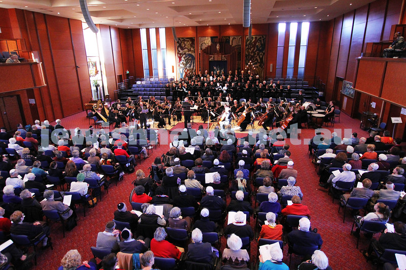 15-6-14. Temple Beth Israel. Sacred Music Concert - An Interfaith Celebration. Photo: Peter Haskin